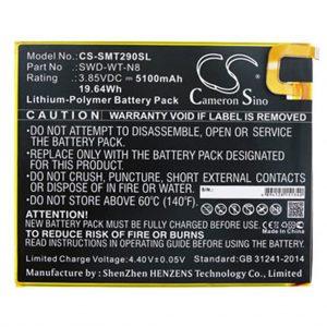Samsung batteries Batterij / Accu voor Samsung Galaxy Tab A (T290)
