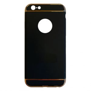 Apple cases Fit Fashion – Hardcase cover – For iPhone 6 Plus / 6S Plus – Black
