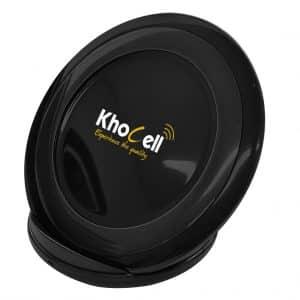 Draadloos opladen Khocell – Draadloze oplader – Zwart