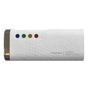 Powerbanks Khocell – Power Box – Powerbank – 20.000 mAh – Zilver