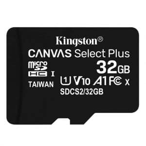 Memory cards Kingston – SDHC Geheugenkaart – Class 10 – 32 GB
