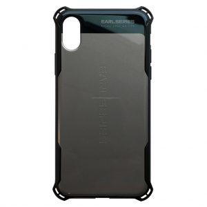 Apple hoesjes WK Design – Earl Series – Hardcase – voor iPhone X / XS – Zilver