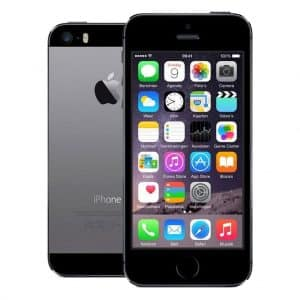 Apple Telefoons Refurbished iPhone 5SE – Mobiele telefoon – 64GB – Grijs – A-B Grade