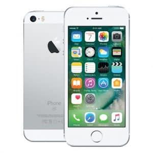 Apple Telefoons Refurbished iPhone 5SE – Mobiele telefoon – 64GB – Zilver – A-B Grade