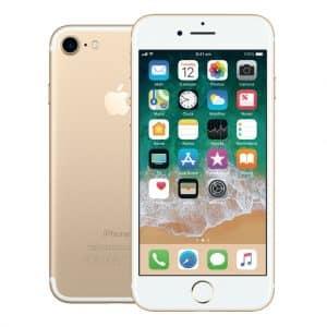 Apple Telefoons Refurbished iPhone 7 – Mobiele telefoon – 128GB – Goud – A-B Grade