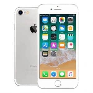 Apple Telefoons Refurbished iPhone 7 – Mobiele telefoon – 128GB – Zilver – A-B Grade