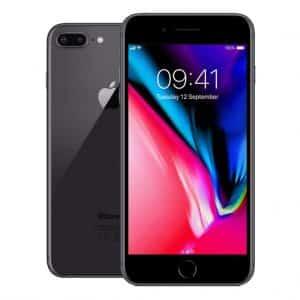 Apple Telefoons Refurbished iPhone 8 Plus – Mobiele telefoon – 64GB – Zwart – A-B Grade