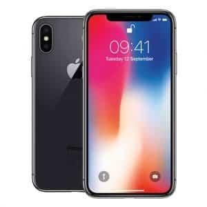Apple Telefoons Refurbished iPhone X – Mobiele telefoon – 256GB – Zwart – A-B Grade
