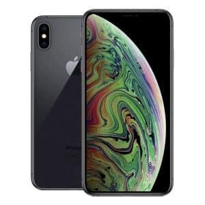 Apple Telefoons Refurbished iPhone XS – Mobiele telefoon – 64GB – Zwart – A-B Grade