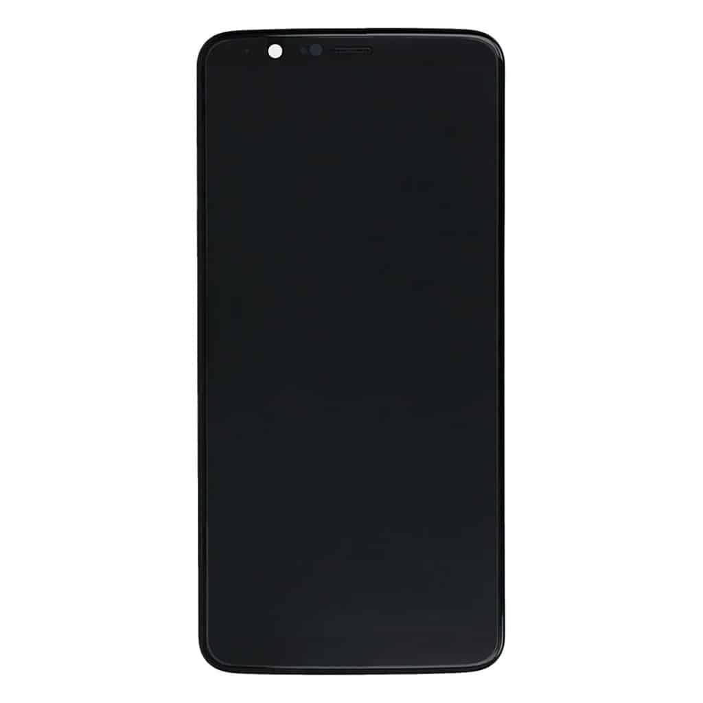 OnePlus onderdelen One Plus – 5T – LCD – Zwart