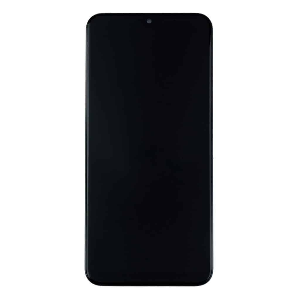A20 LCD / Scherm met frame voor Samsung Galaxy A20 – Oled – InCell – Zwart