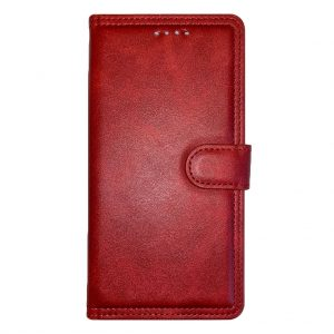 Apple hoesjes Bookcase cover voor Apple iPhone 11 – Rood