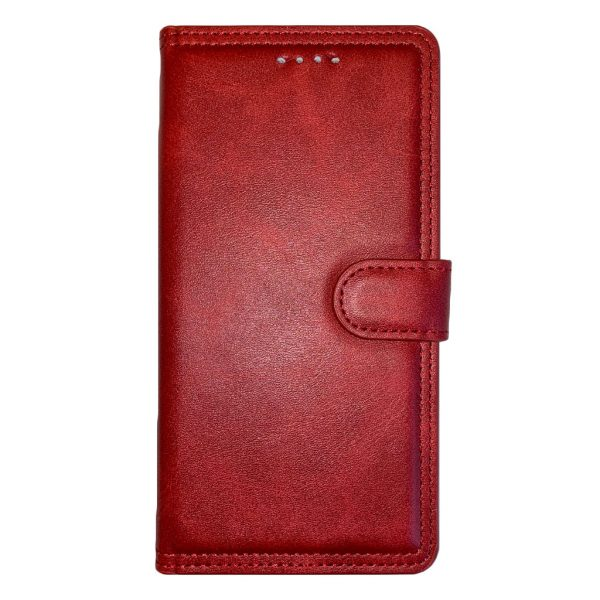 Samsung hoesjes Bookcase cover voor Samsung Galaxy S10 – Rood