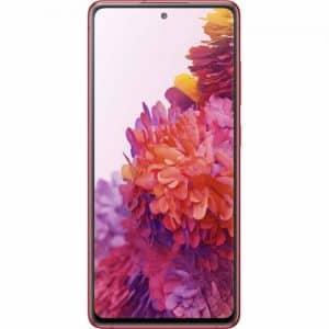 S20 FE LCD / Scherm met frame voor Samsung Galaxy S20 FE – Origineel – Service pack – Wit