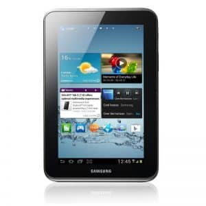 Samsung Tab 2 7.0 (P3100 - P3110)