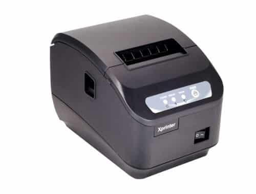 Beltegoed X Printer voor E-voucher Systeem