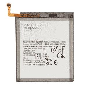 S20 Batterij / Accu voor Samsung Galaxy S20