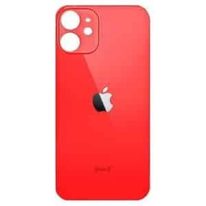 iphone 12 mini Achterkant met camera lens voor Apple iPhone 12 Mini – Red