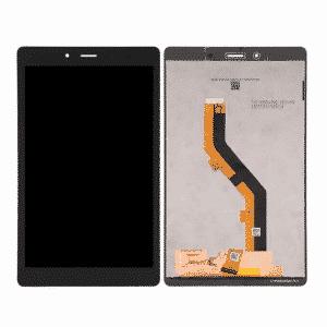 Samsung Tab A 8.0 (T295) LCD / Scherm met digitizer voor Samsung Galaxy Tab A 8.0 (T295) – Origineel – Service Pack – Zwart
