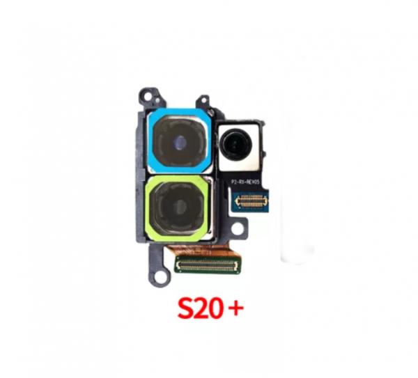 S20 Plus Camera achterkant voor Samsung Galaxy S20 Plus