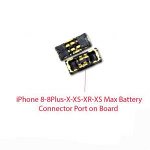 iPhone 8 Batterij FPC connector voor moederboard iPhone 8 – 8 Plus – X – XS – XR – XS Max