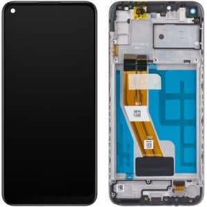 M11 LCD / Scherm voor Samsung Galaxy M11 – Origineel – Service pack – Zwart